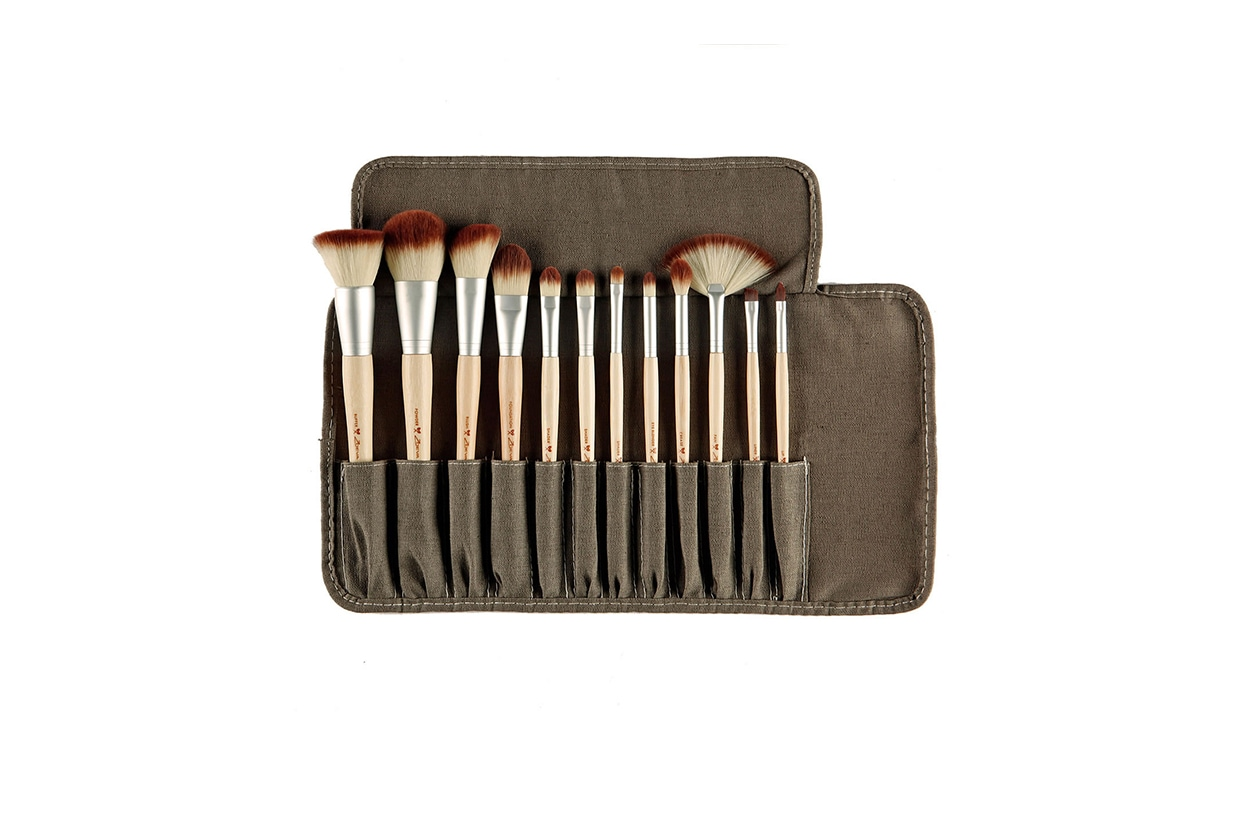 Beauty Pennelli Zoeva BAMBOO PINSEL SET