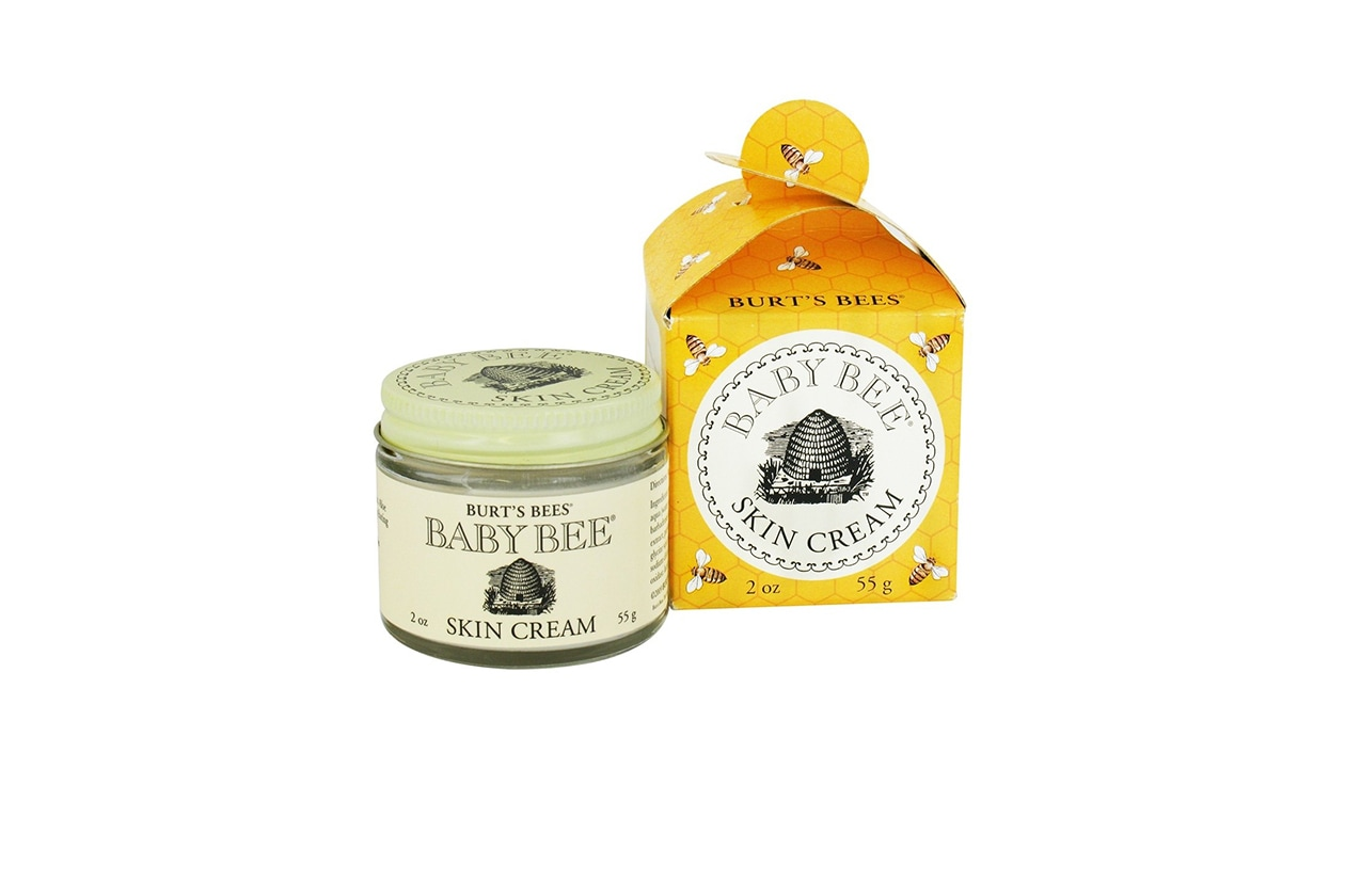 Beauty Retro beauty make up baby bee skin cream