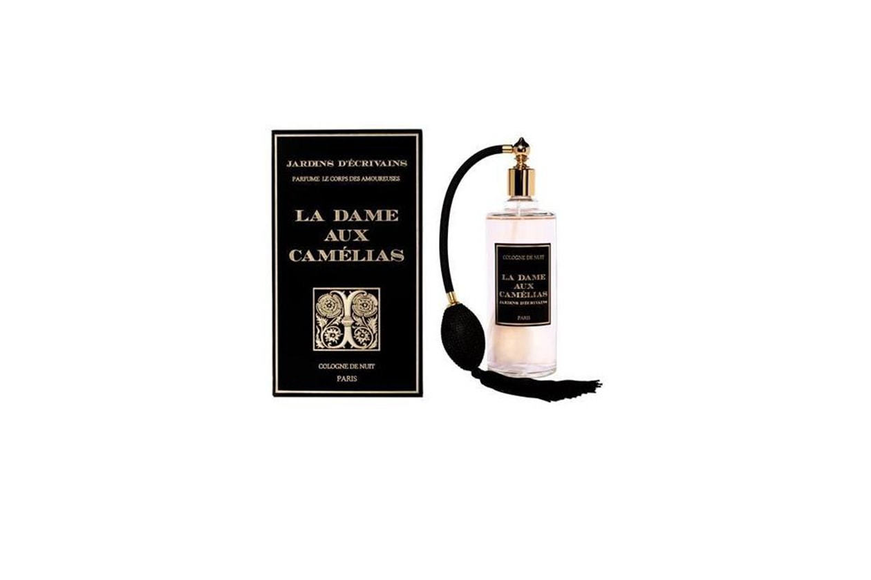 Beauty Retro beauty make up la dame aux camelias cologne Jardins D'Ecrivains
