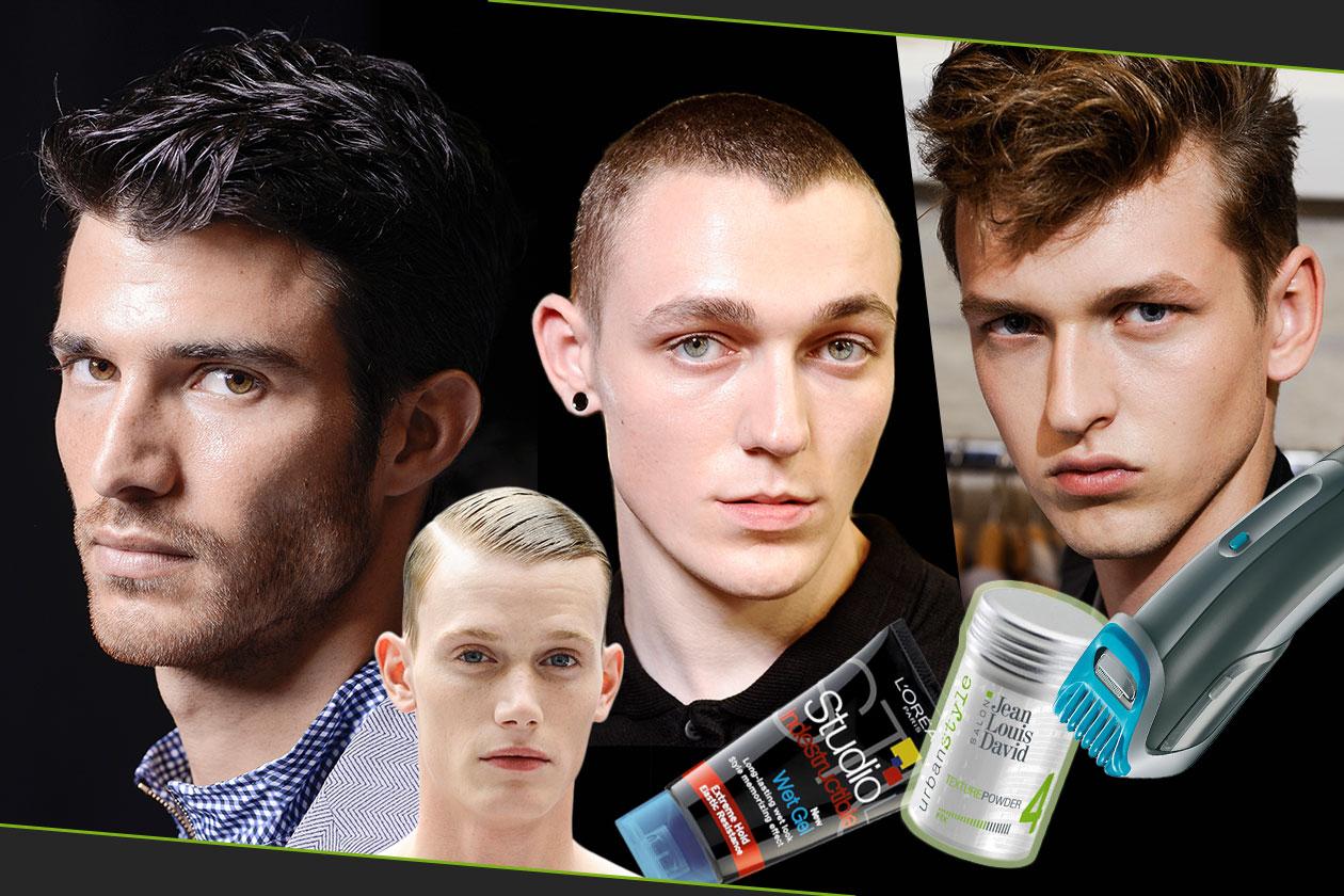 Beauty tagli estivi uomo P E 2013