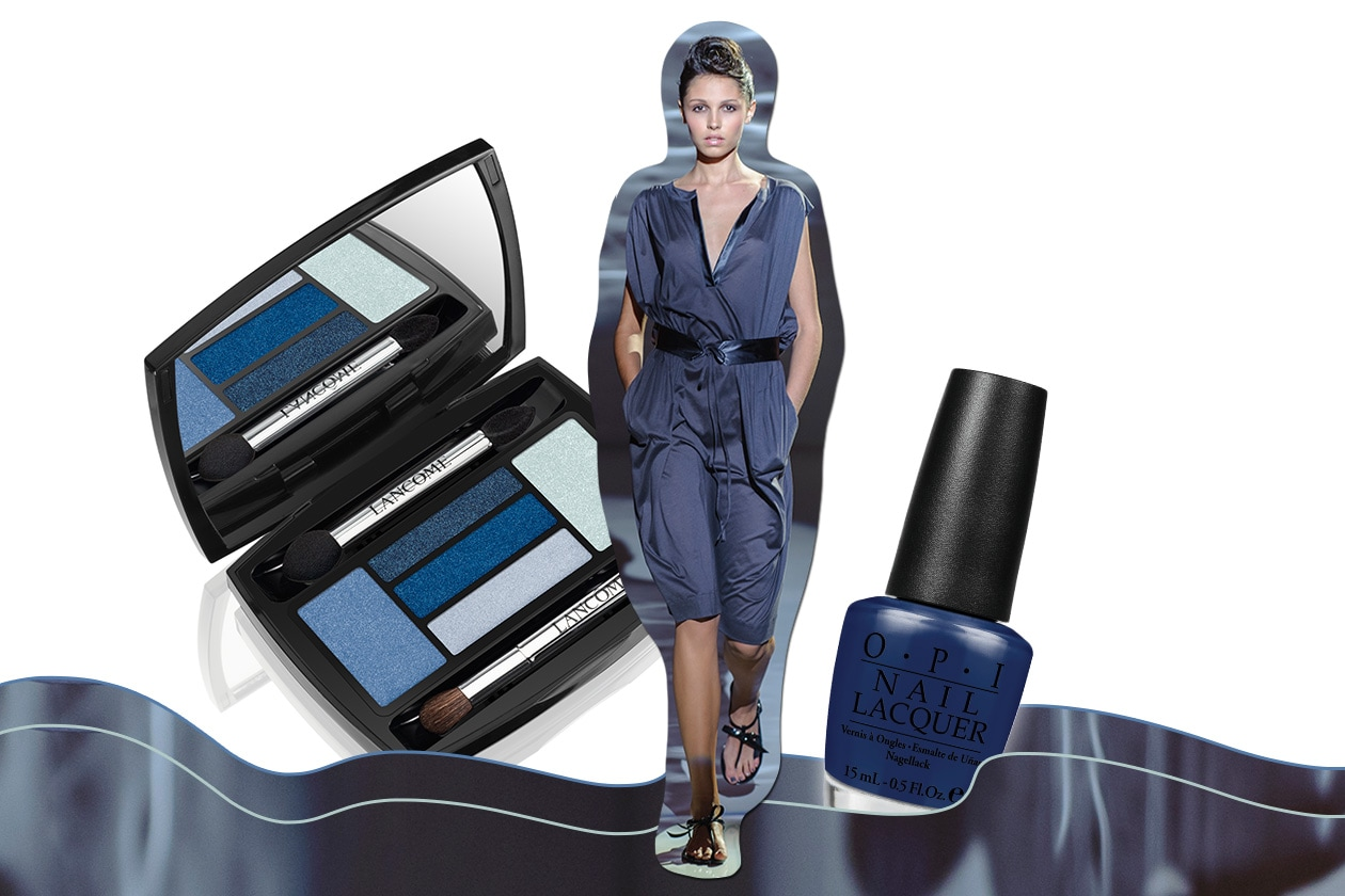 DEEP BLUE: nelle profondità del colore più elegante di sempre (Eres – Lancôme – OPI)