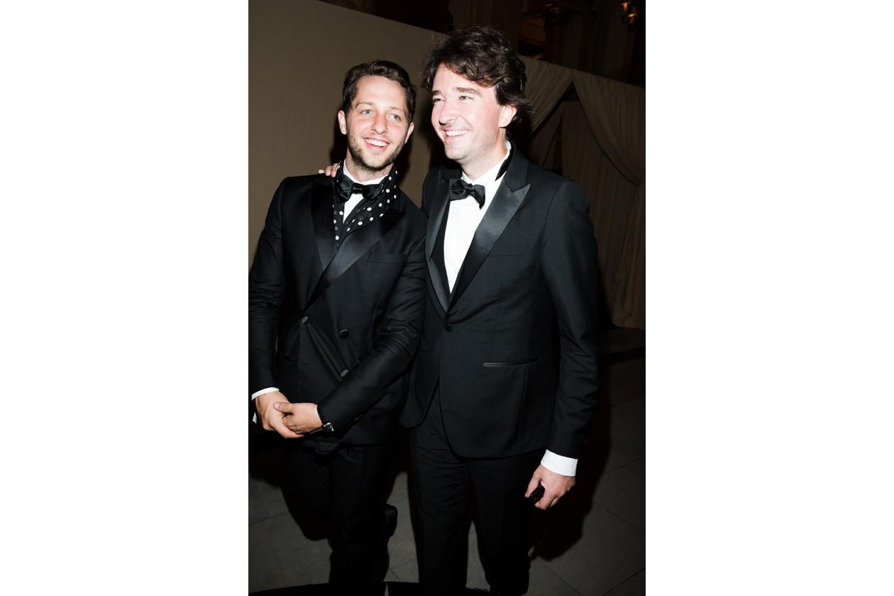 Derek Blasberg & Antoine Arnault