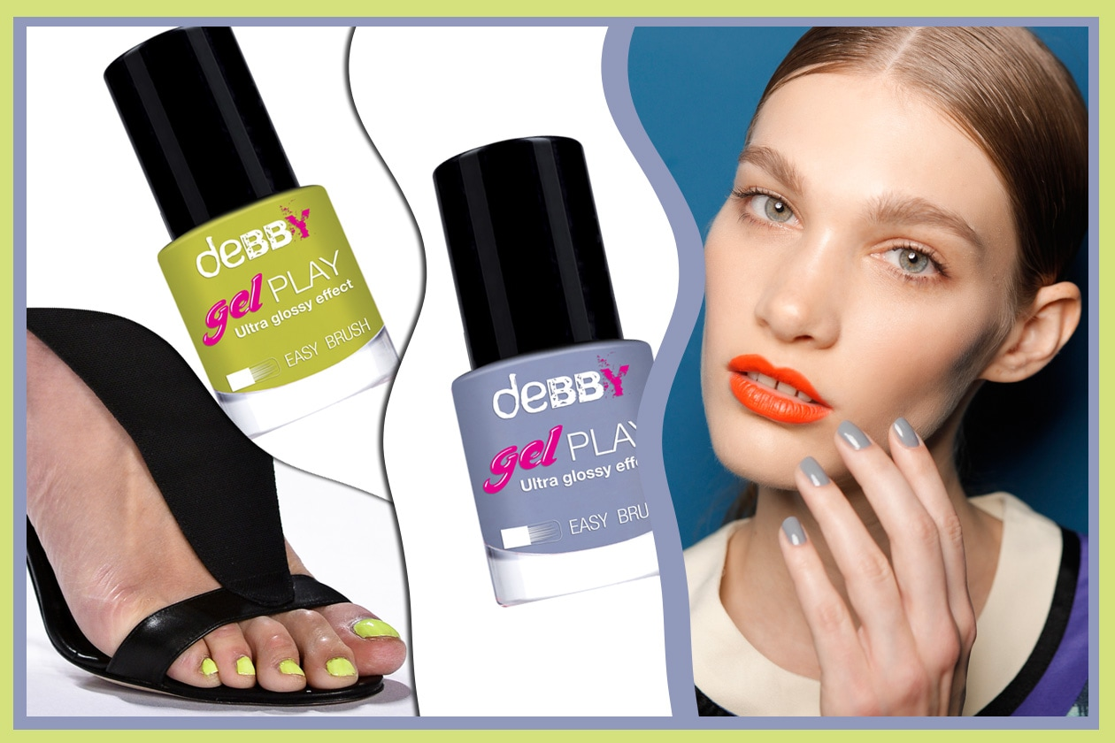FLUO ADDICTION: Colori effetto gel su mani e piedi (Deborah Milano – John Richmond – Milly)