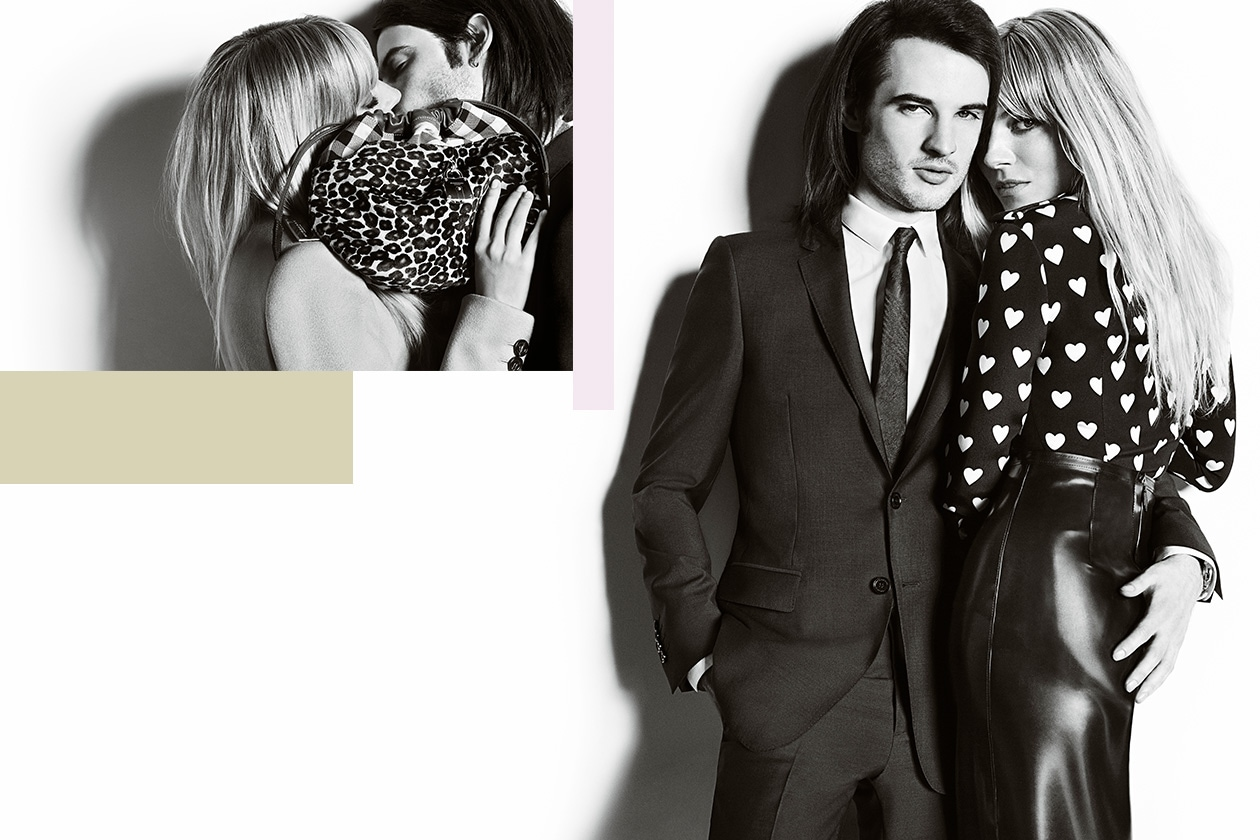 Fashion Campagne Fall 2013 Burberry