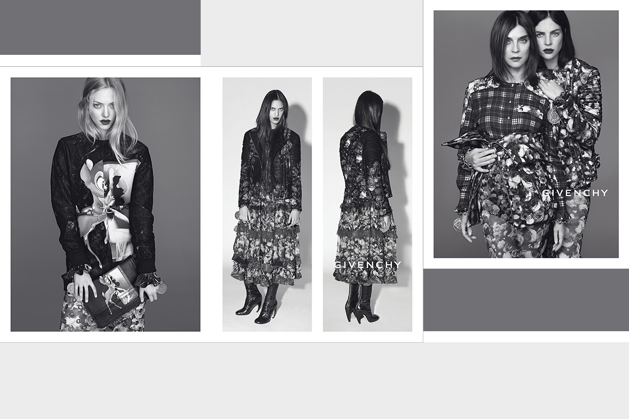 Fashion Campagne Fall 2013 Givenchy