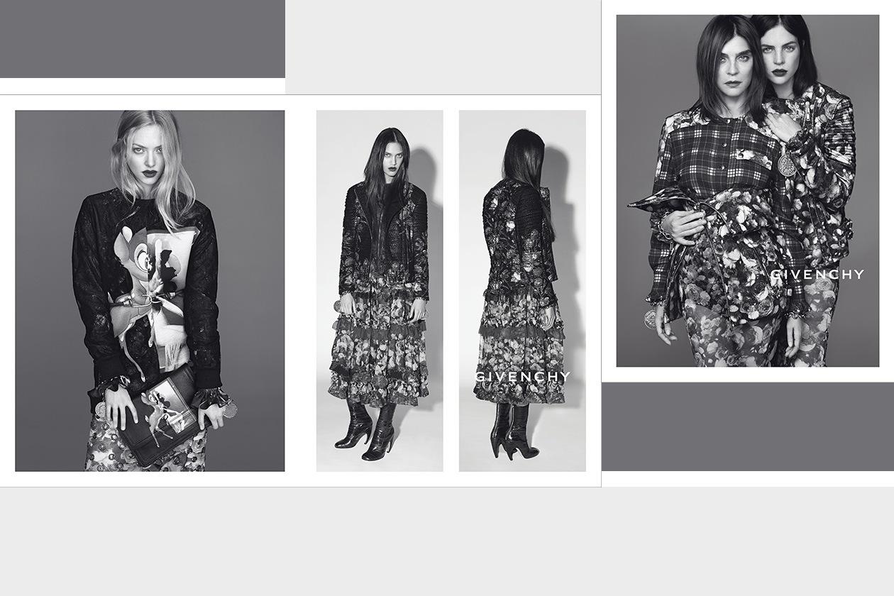 Fashion Campagne Fall 2013 Givenchy