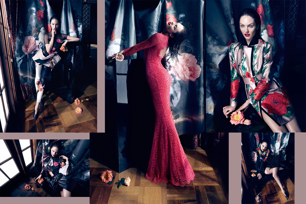 Fashion Campagne Fall 2013 blumarine