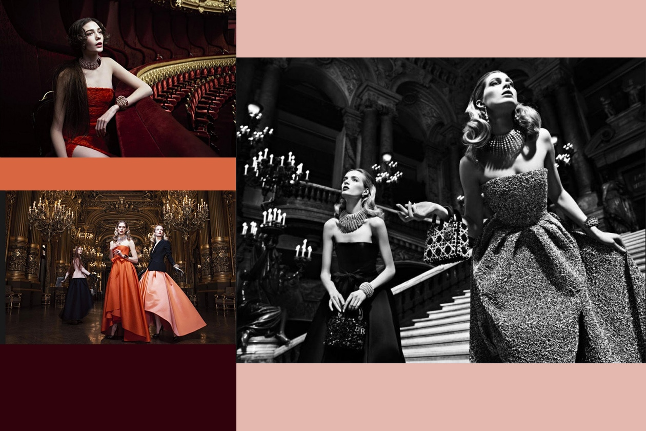 Fashion Campagne Fall 2013 dior