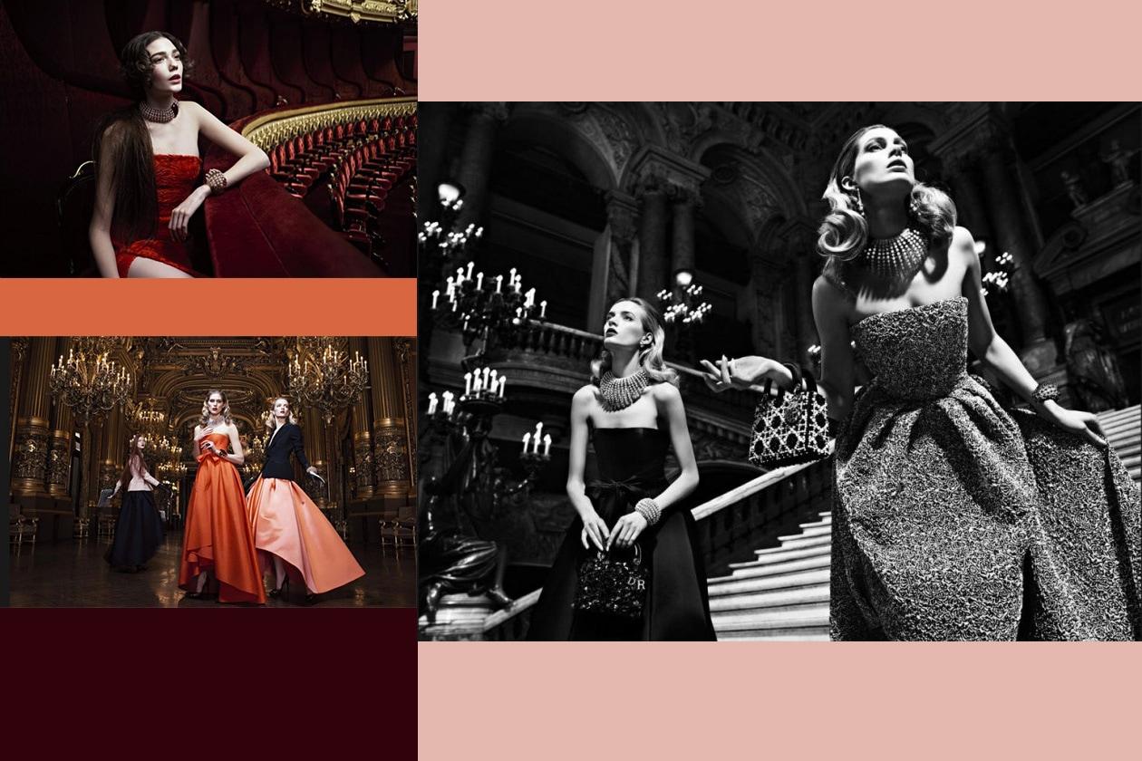 Fashion Campagne Fall 2013 dior
