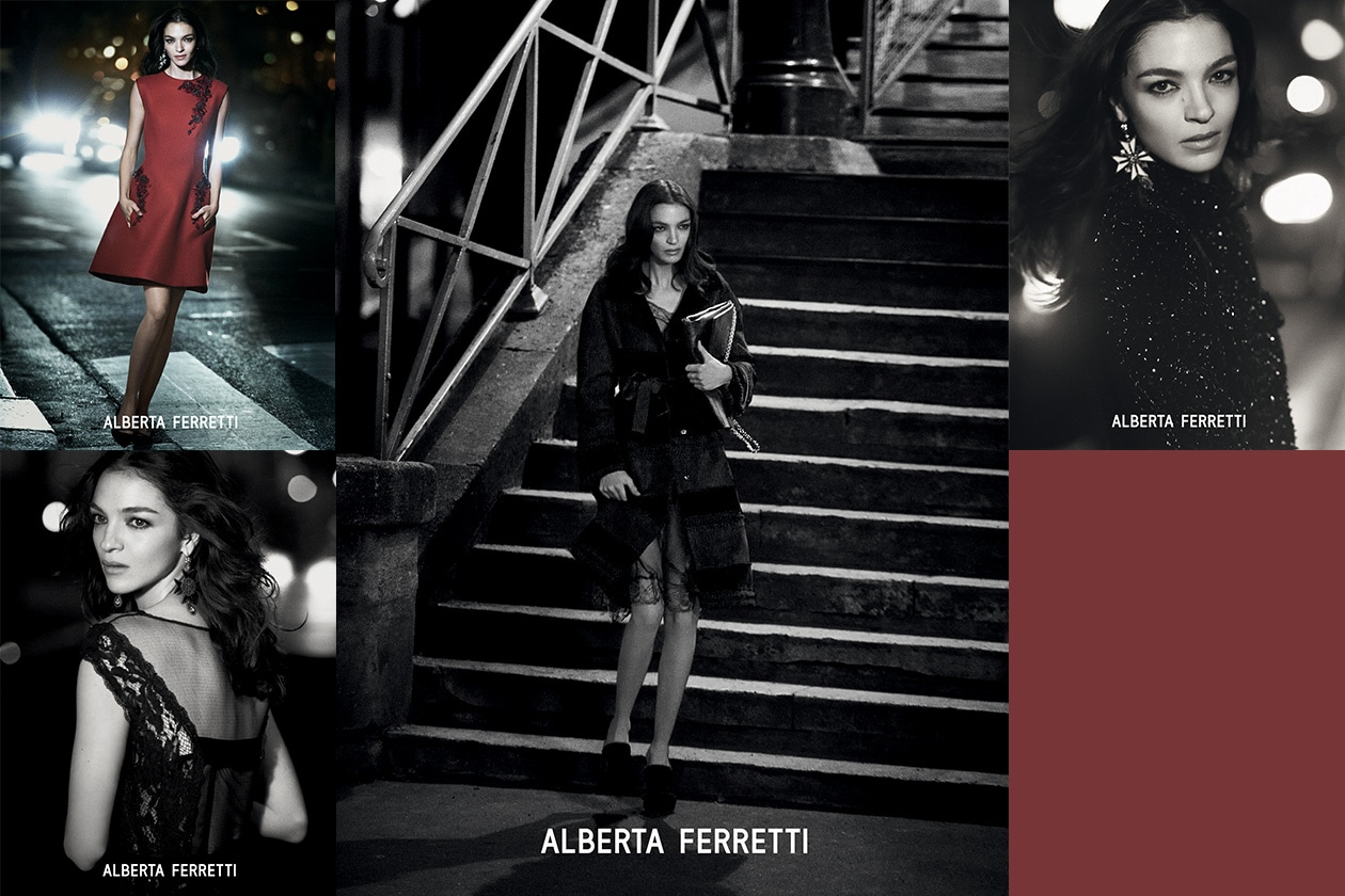 Fashion Campagne Fall 2013 ferretti