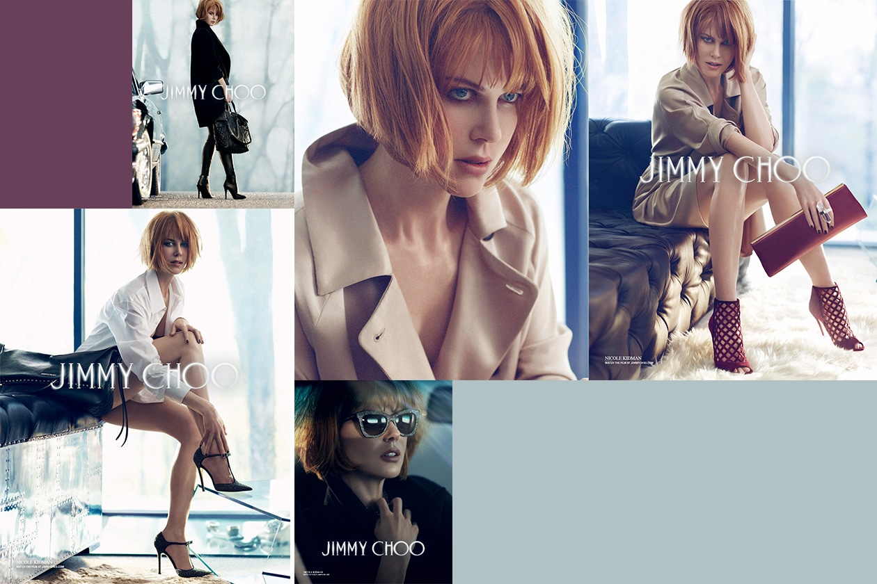 Fashion Campagne Fall 2013 jimmy choo