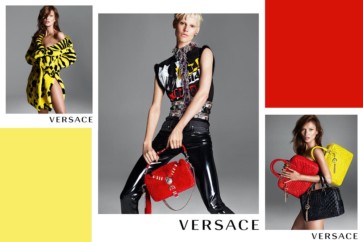 Fashion Campagne Fall 2013 versace