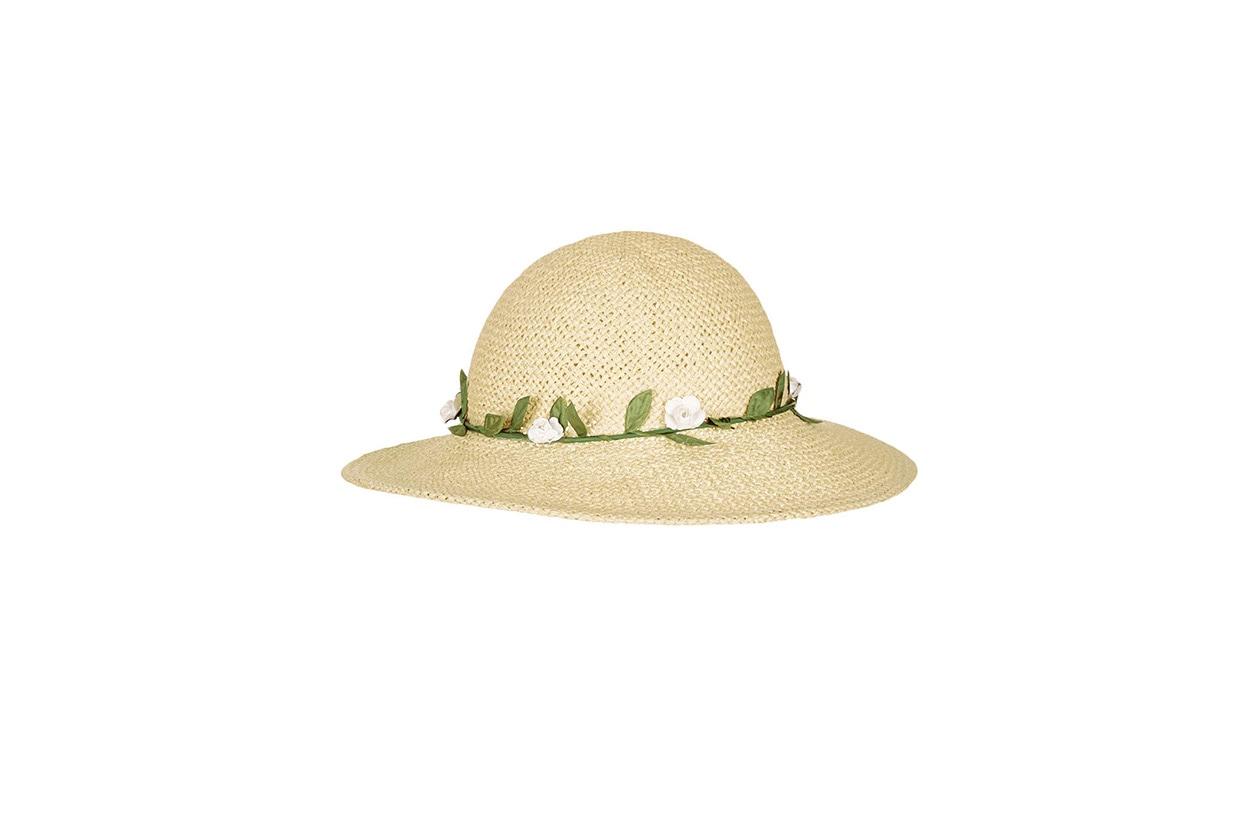 Fashion Cappelli Silvia Da lady a spasso per la campagna inglese, Topshop