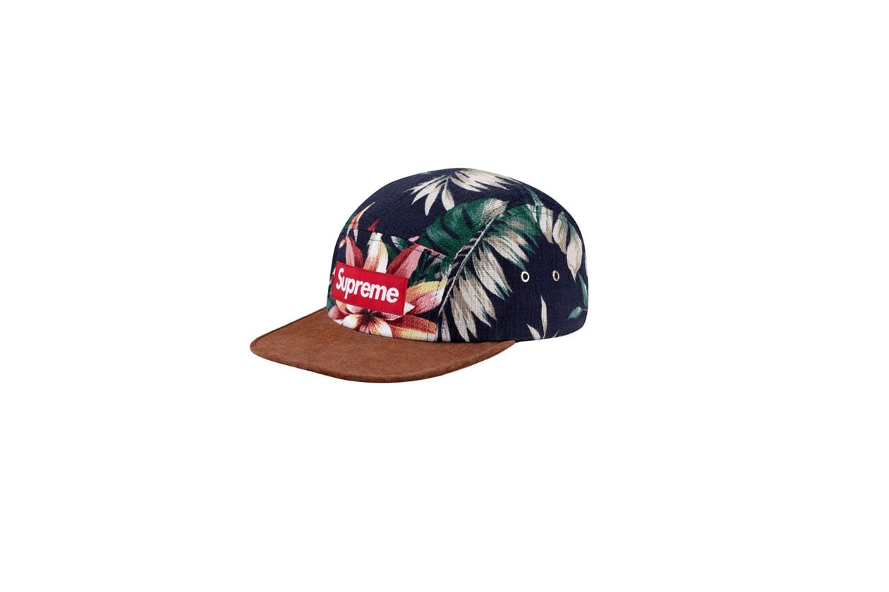 Fashion Cappelli Silvia Floral hat by Supreme
