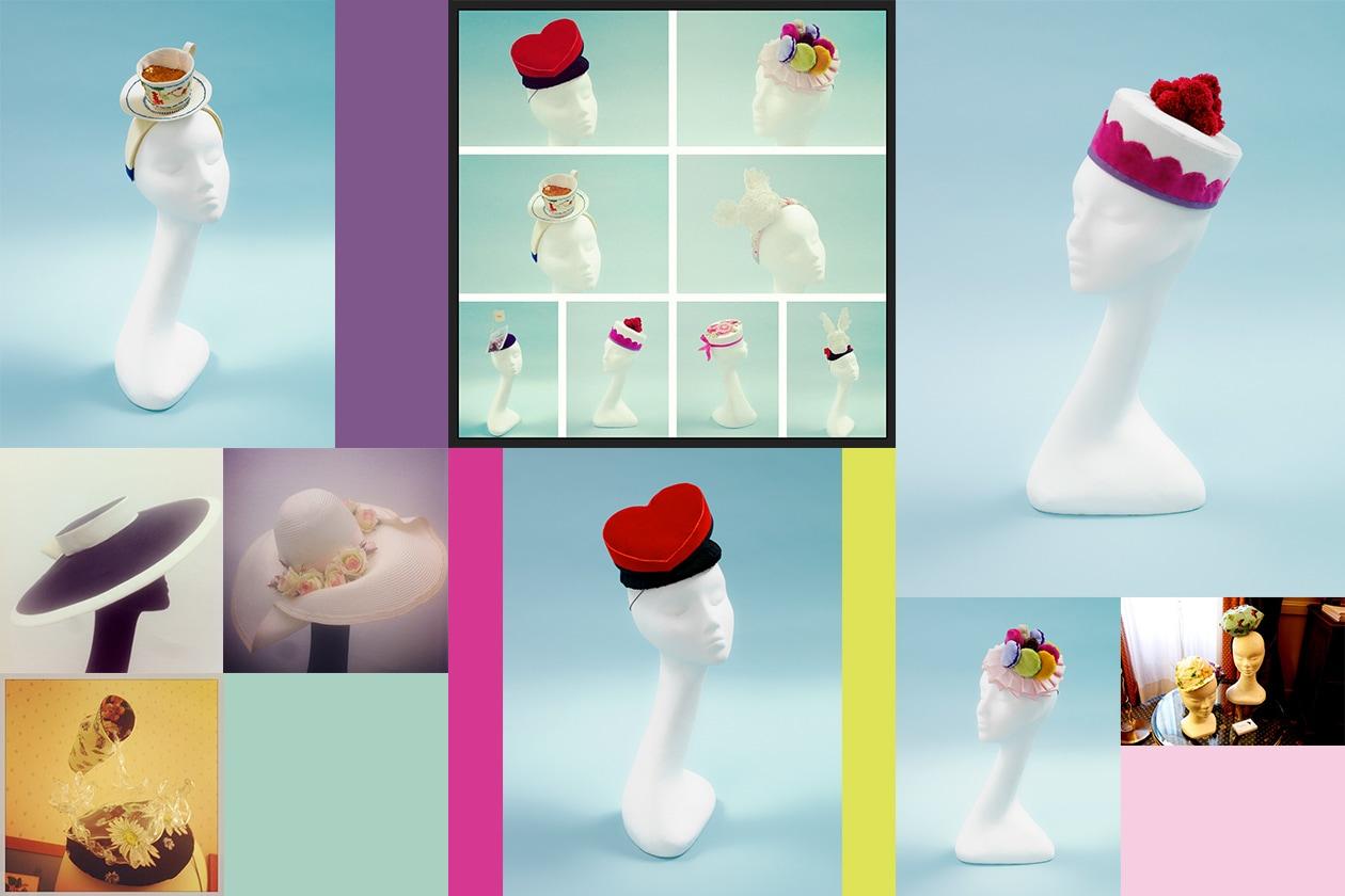 Fashion Cappelli Silvia Francesco Ballestrazzi