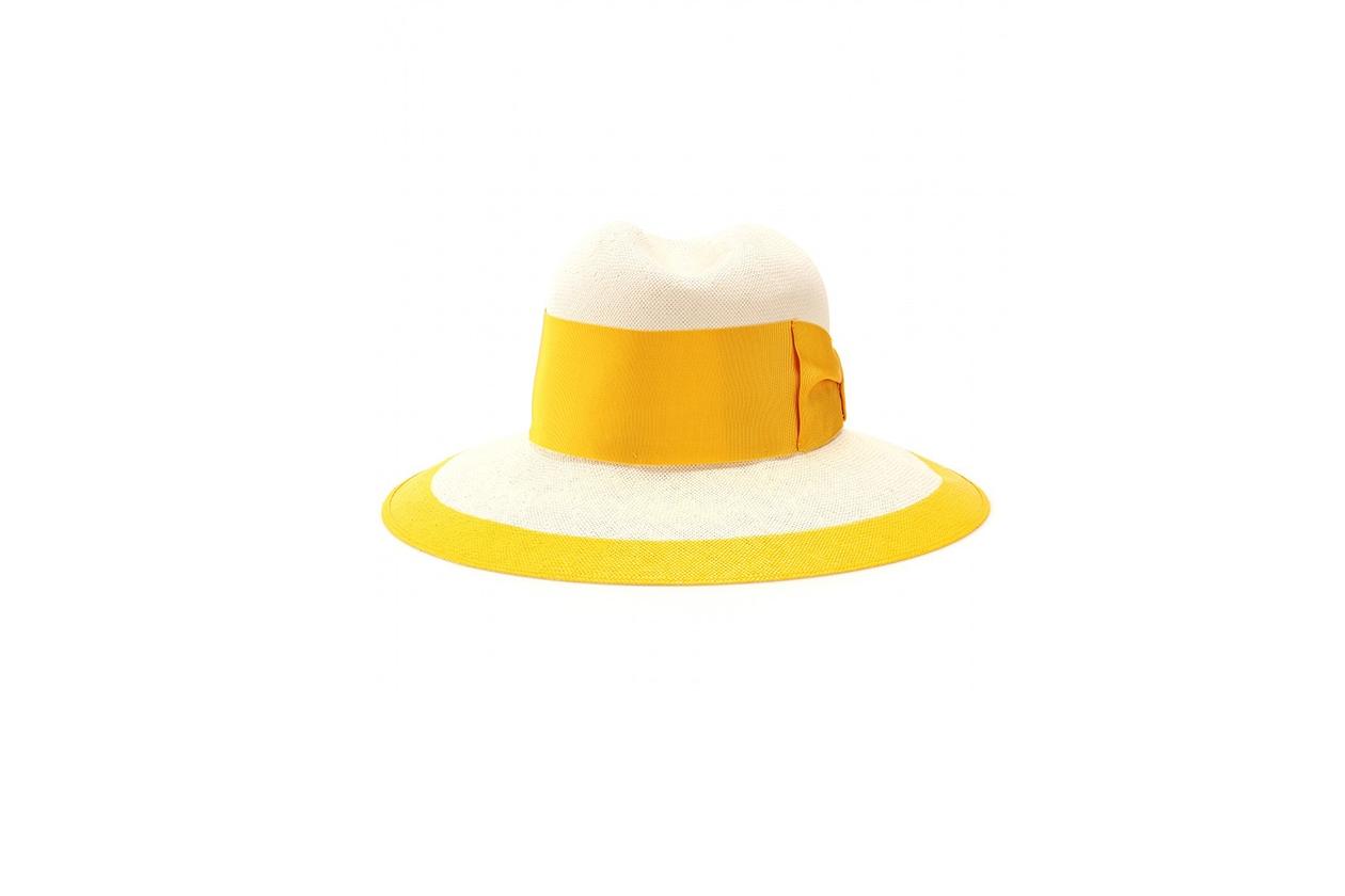 Fashion Cappelli Silvia Il Panama rivisitato, di Acne