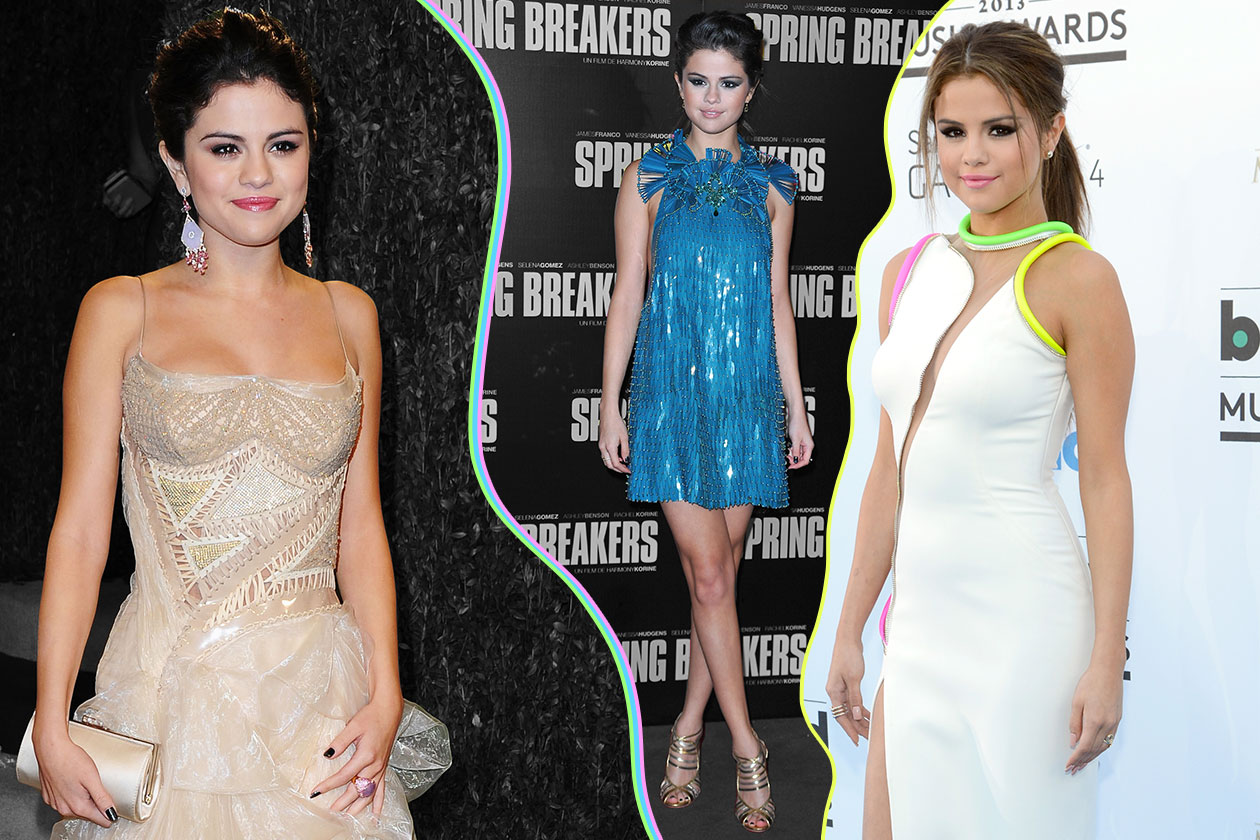 Fashion Selena 00 Cover collage
