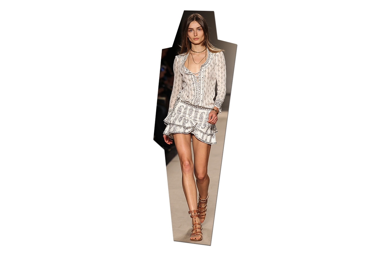 Fashion Toplist Messico e Nuvole Isobel Marant ful S13 094