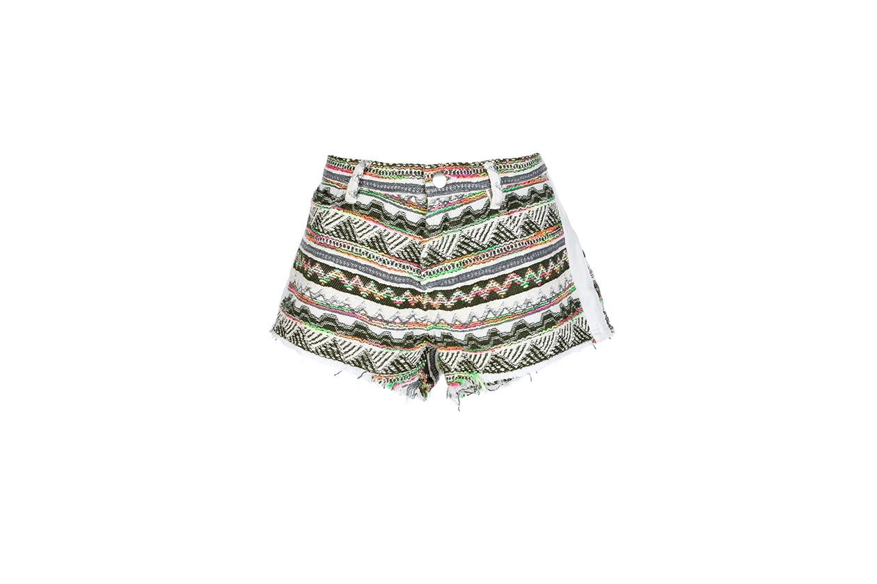 Fashion Toplist Messico e Nuvole shorts Iro farftech