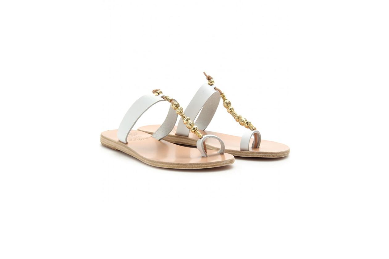 Fashion Toplist Riviera Chic Ancient Greek Sandals mytheresa