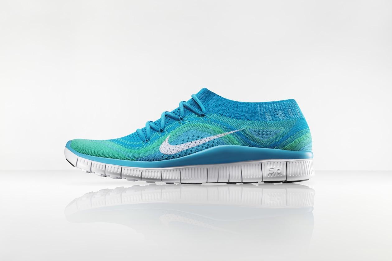 Nike Free Flyknit Womens 3