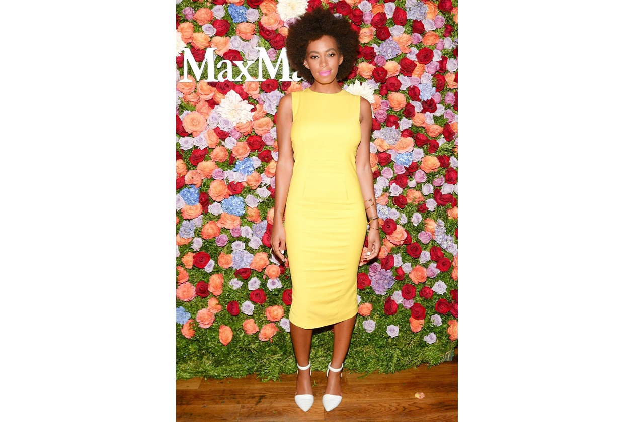Solange Knowles in Sportmax