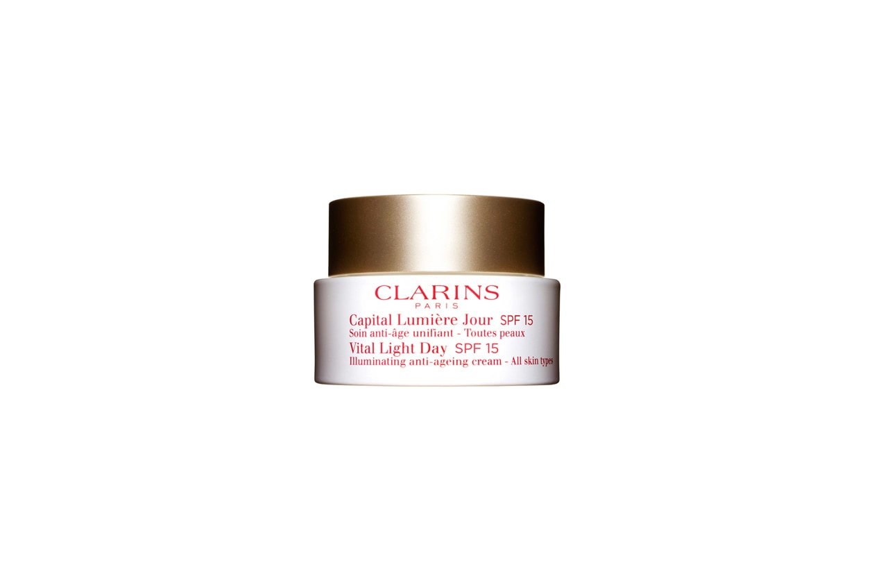 clarins Capital Lumiere Jour SPF15