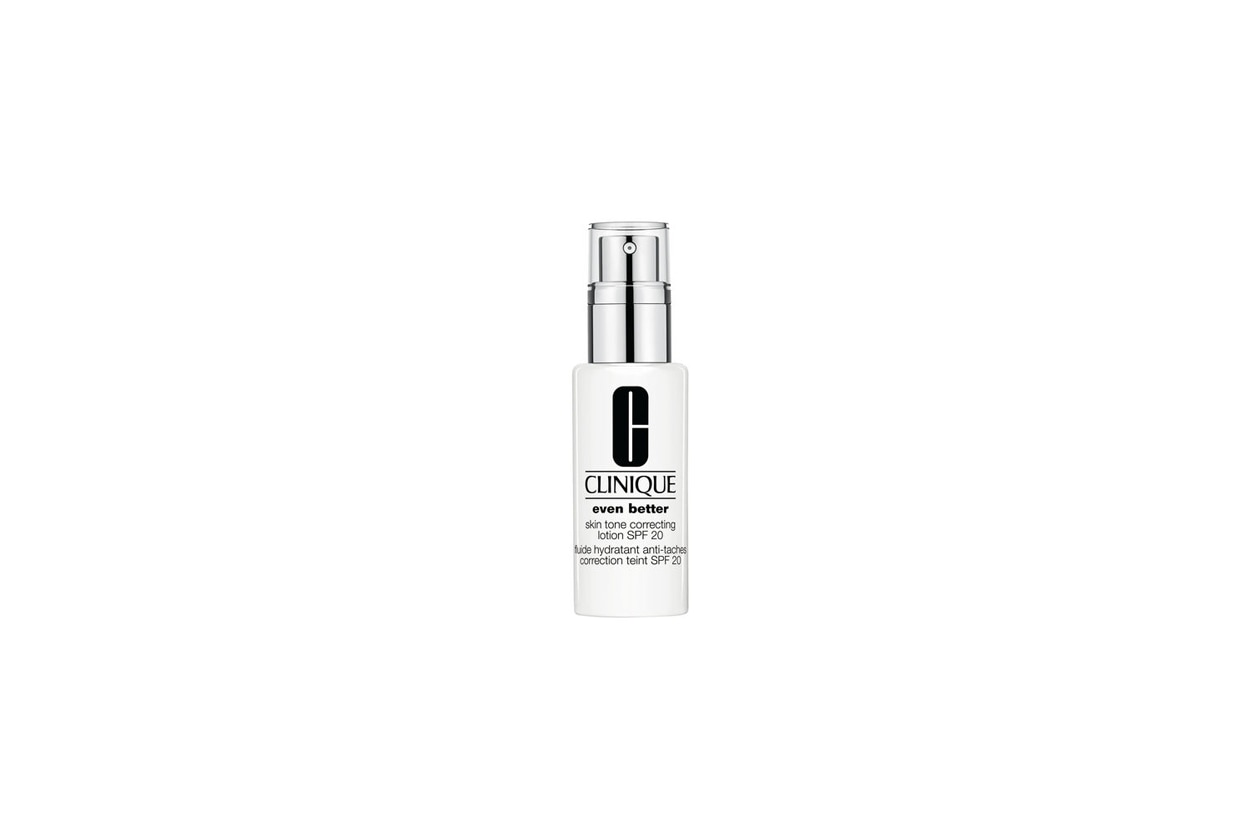 clinique even better skin tone correcting lotion spf20