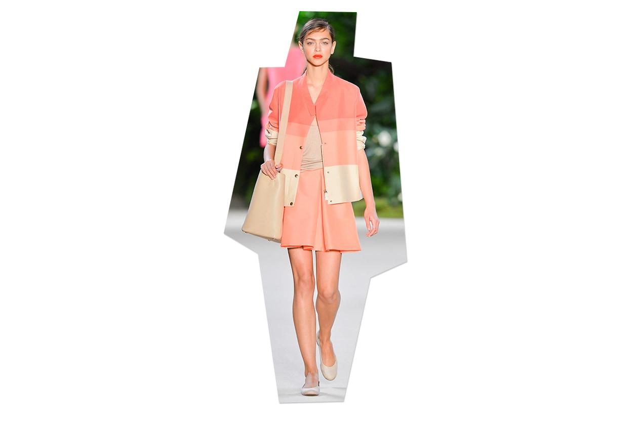 Fashion Top List Corallo Akris ful S13