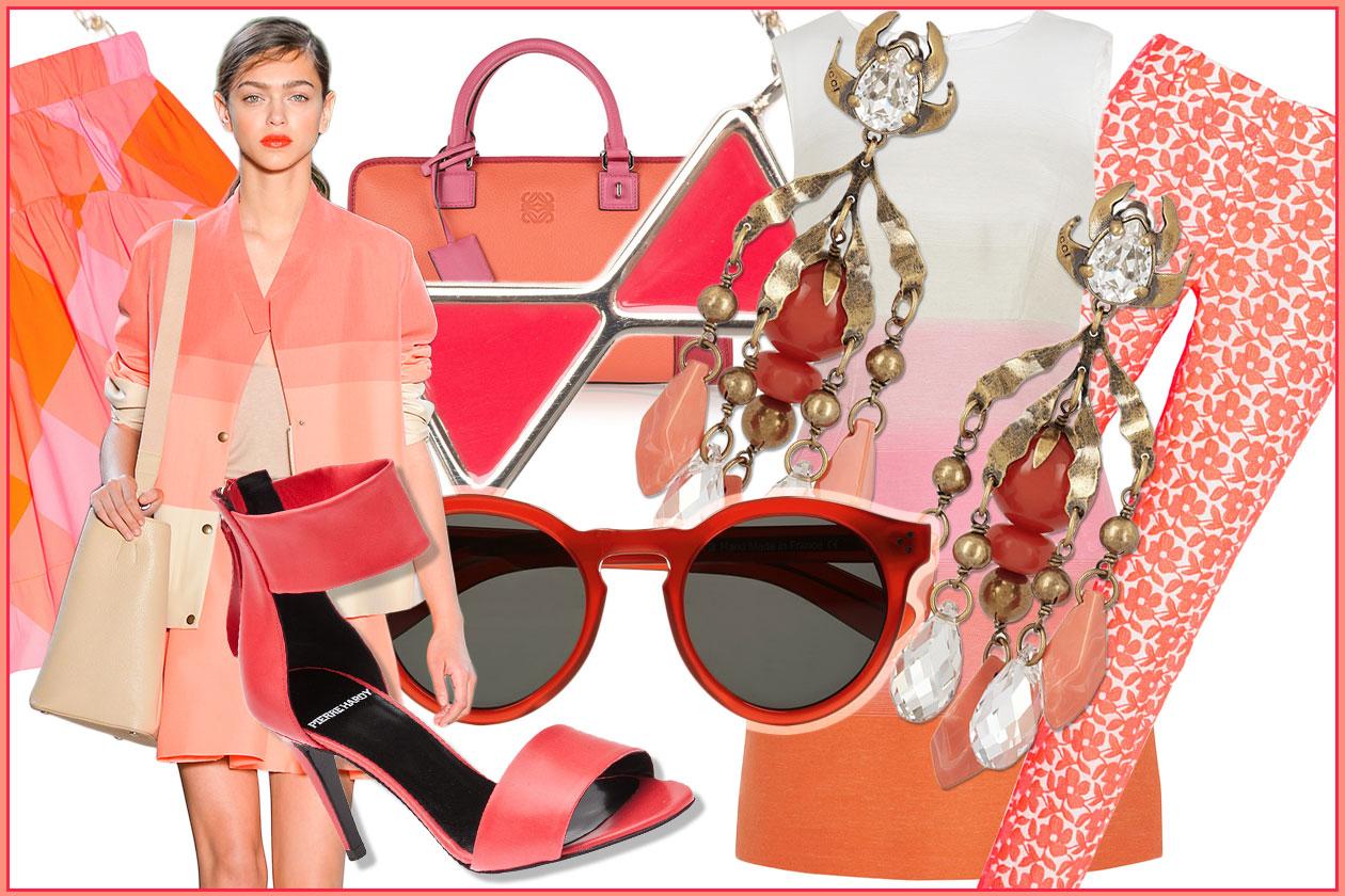Fashion Top List Corallo 00 Cover Collage