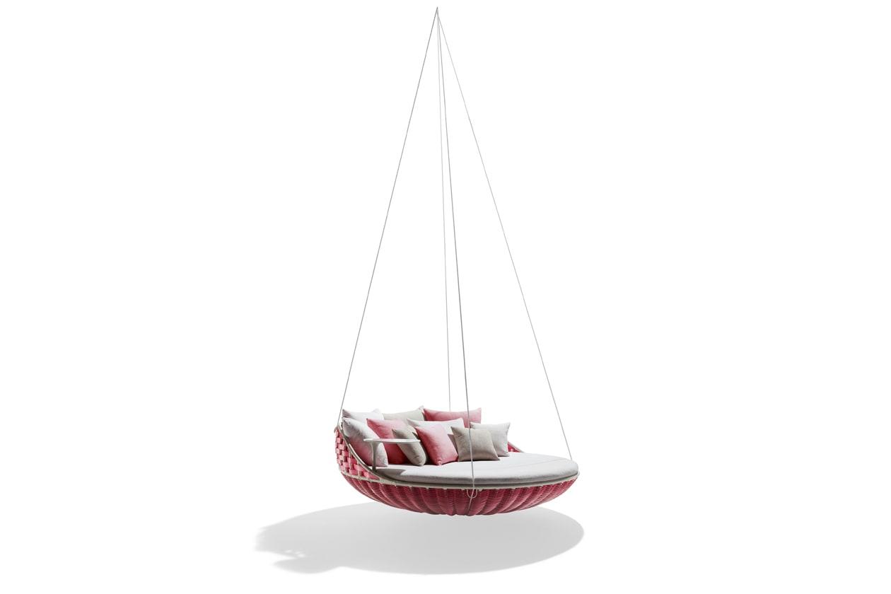 dedon swingrest pink 01