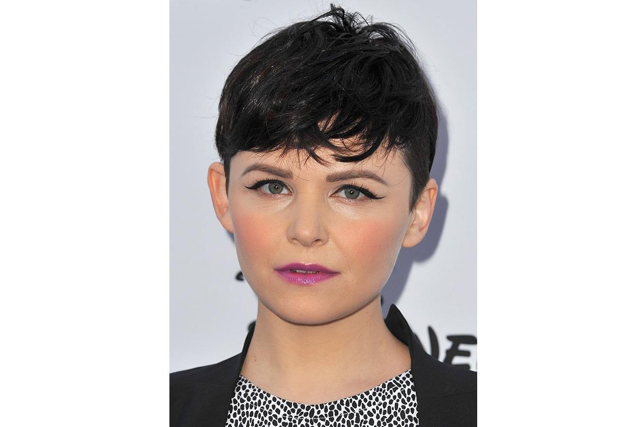 Affezionata al suo capello corto da ormai qualche anno l'attrice Ginnifer Goodwin