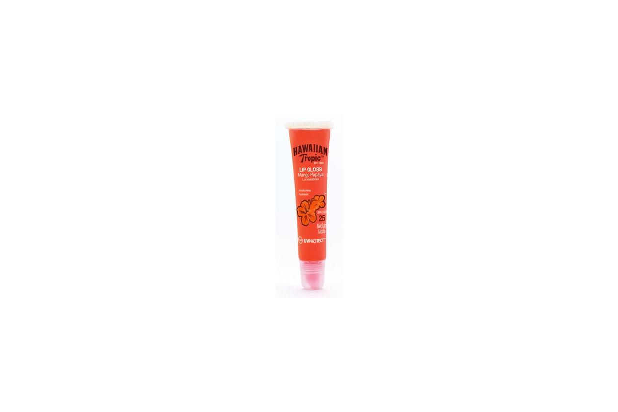 hawaiian tropic lip gloss