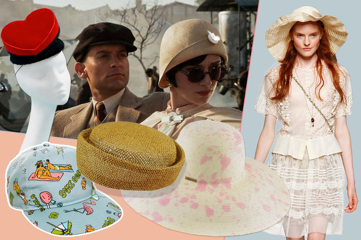Cappelli: quali indossare per l'estate 2013