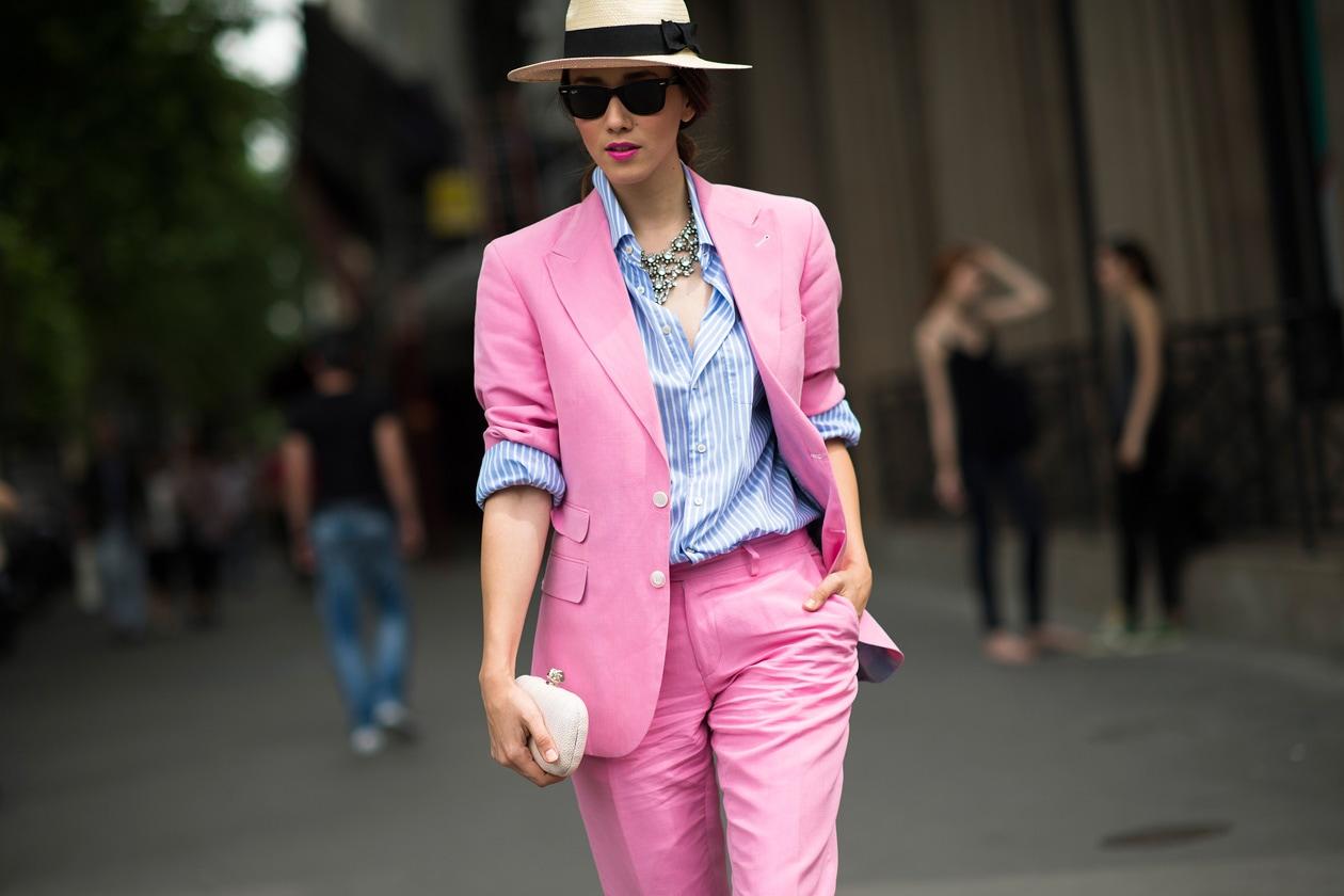 """Haute Couture Luglio 2013: scatti di """"street"""" fuori dalle passerelle parigine"""