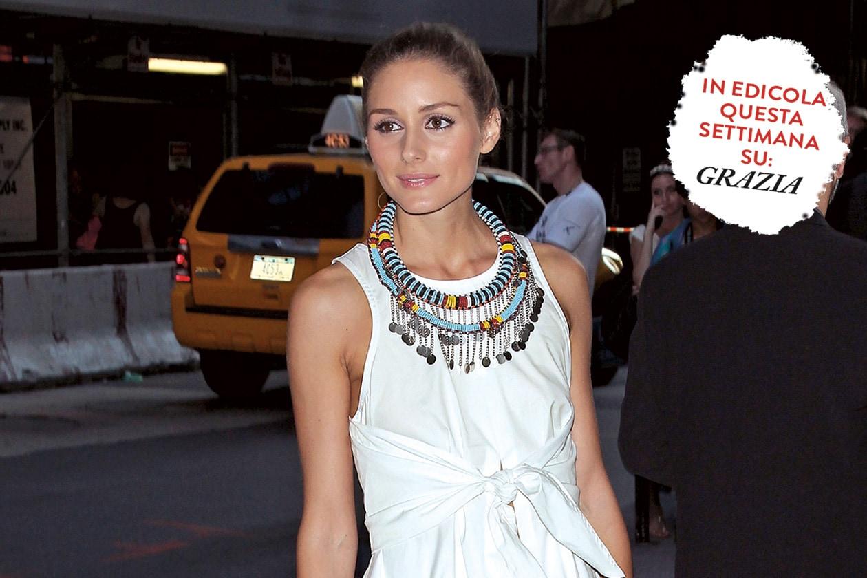Vota il look di Olivia Palermo