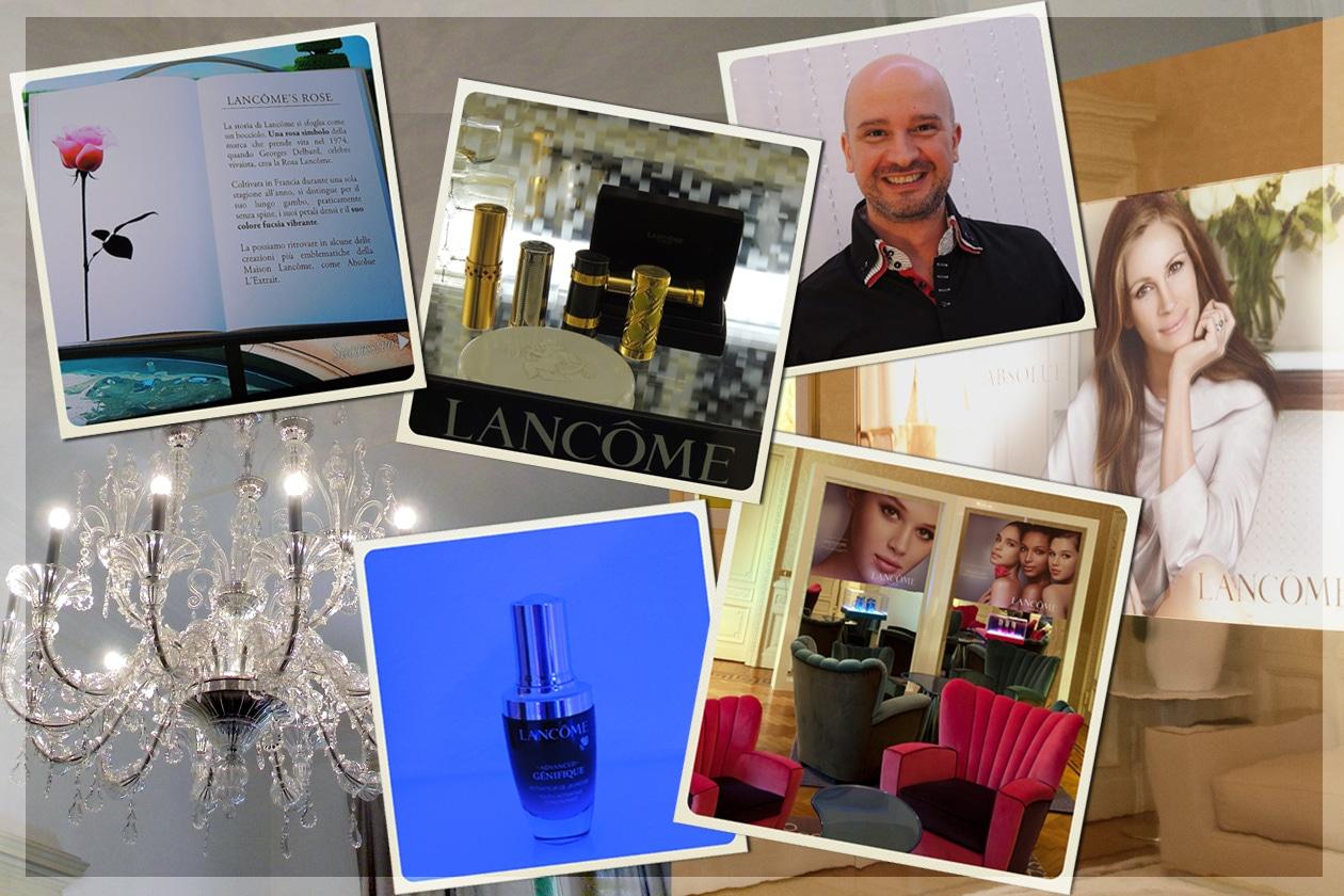 Skin Care Master 2013 Sephora by Lancôme: il viaggio alla scoperta del mondo e della filosofia Lancôme