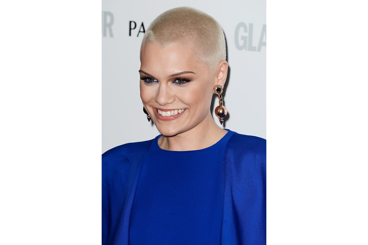 Jessie j taglio capelli
