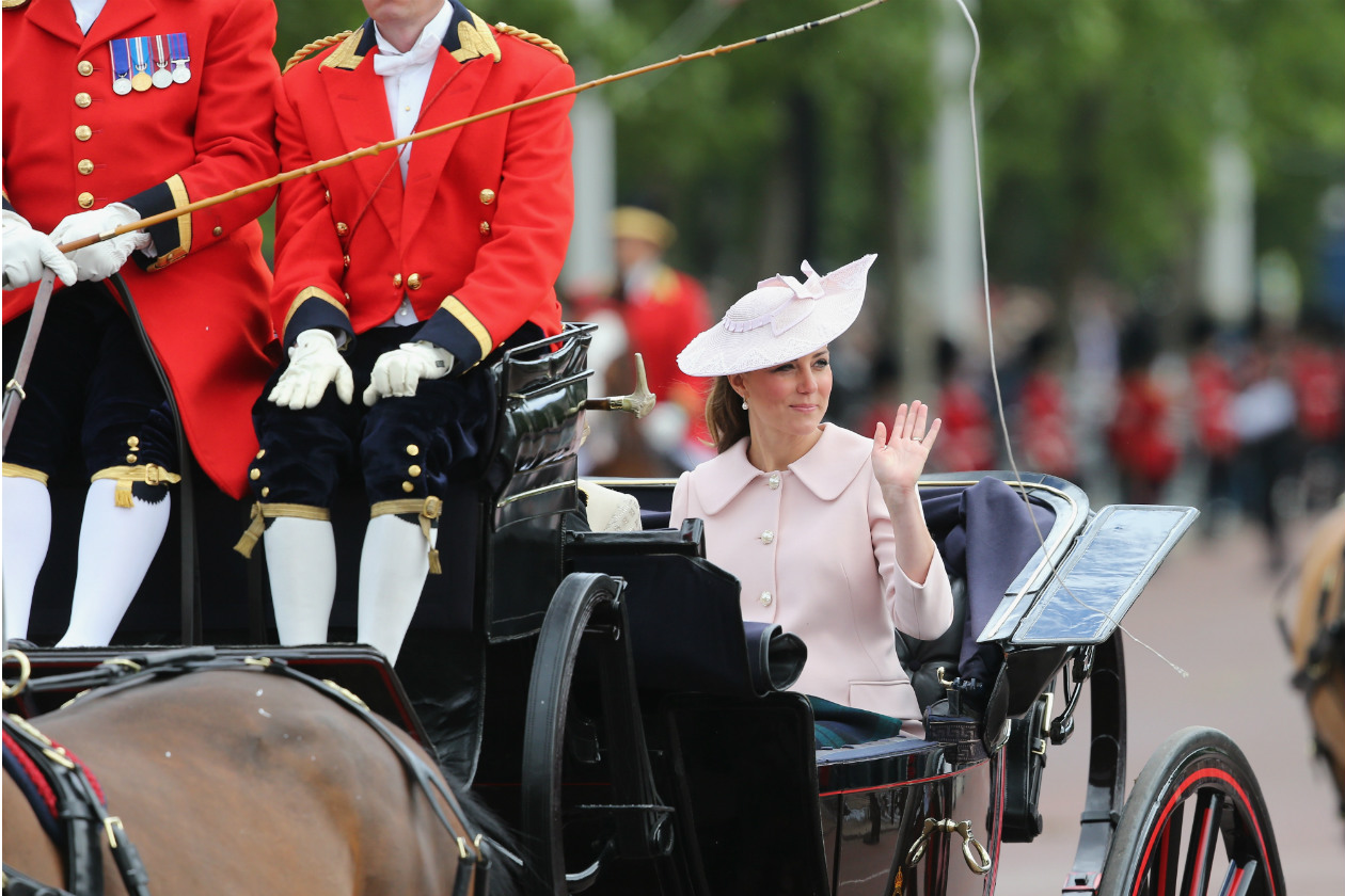 kate middleton carrozza