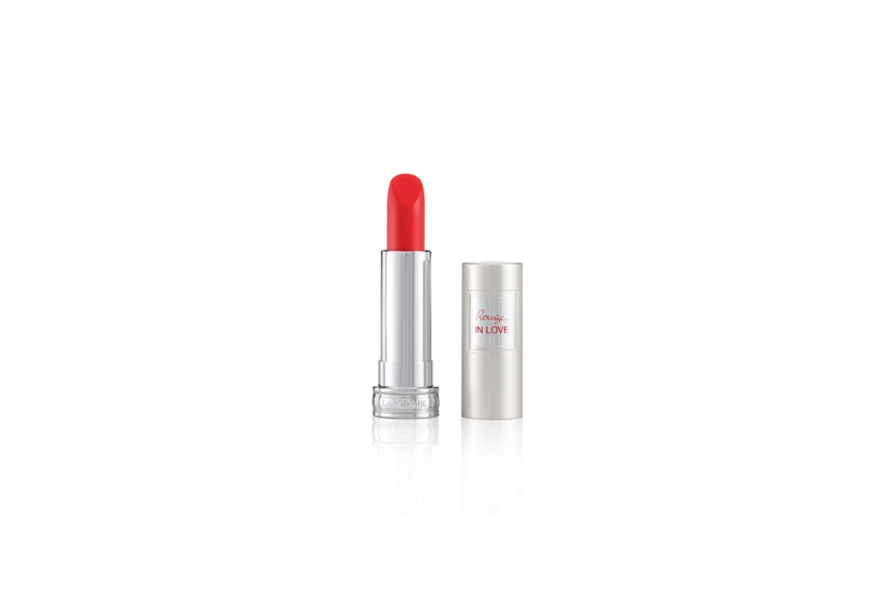 lancome rouge in love crazy tangerine