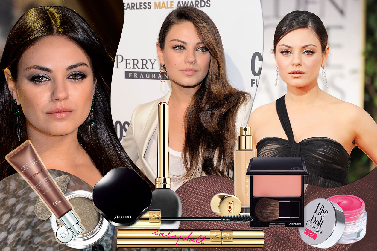 Beauty Mila Kunis 00 Cover collage