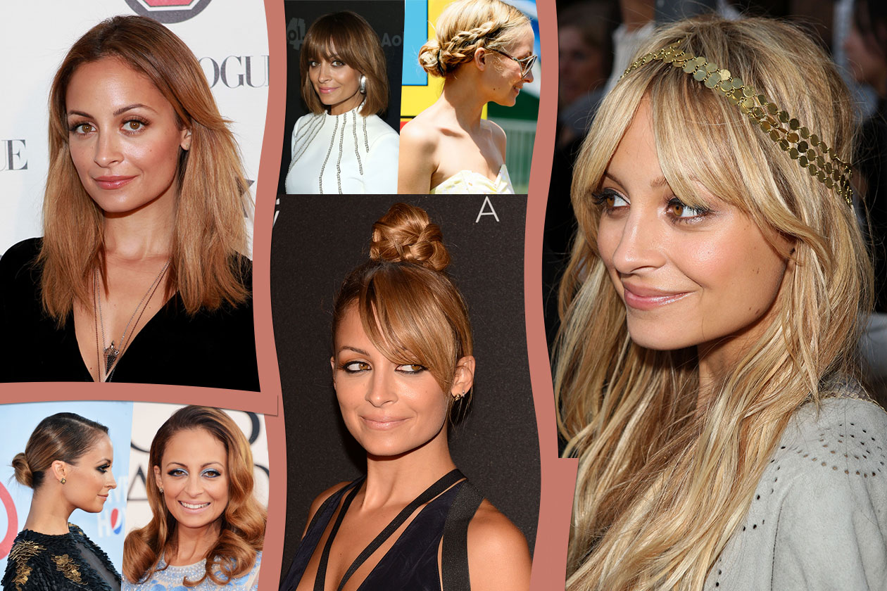 BEAUTY Nicole Richie 00 Cover collage