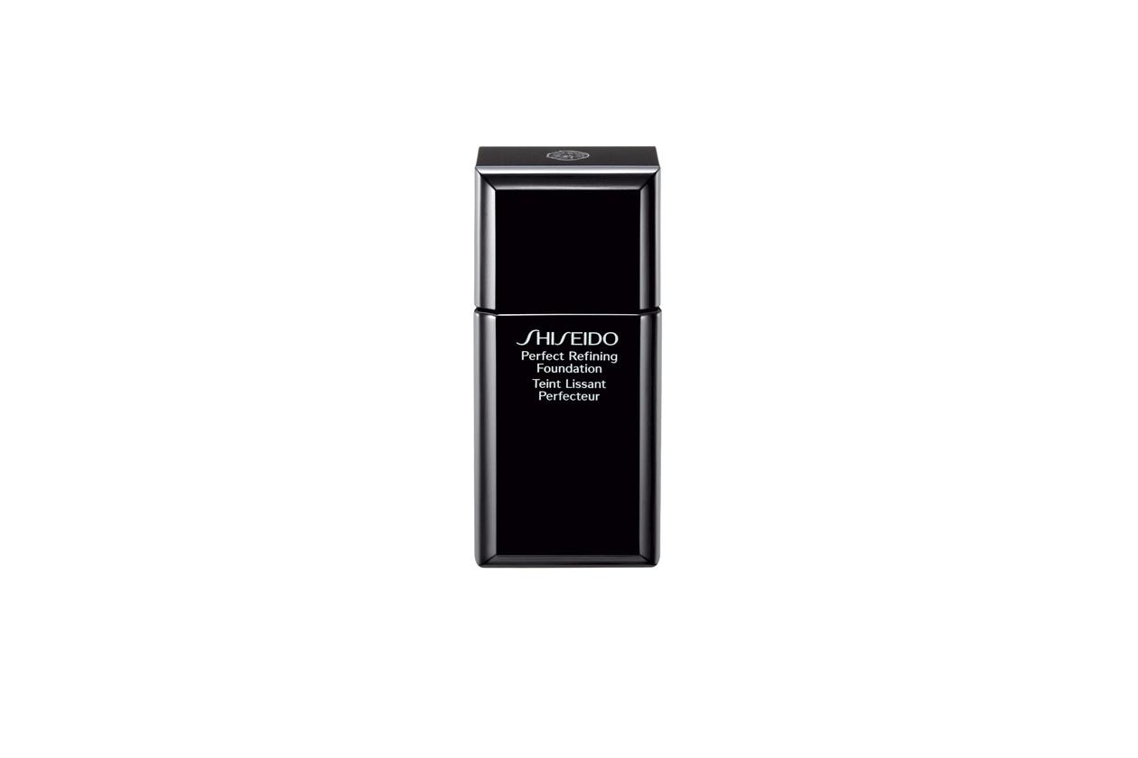 shiseido perfect refining foundation