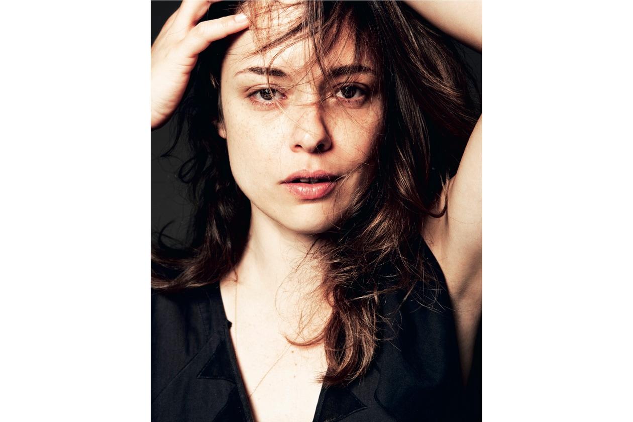L'attrice presta molta attenzione alla cura del viso