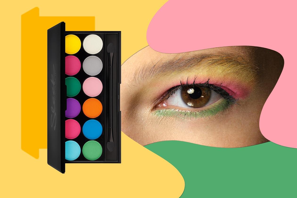 ARCOBALENO POP: il make up per chi ama osare (Sleek – Tibi)