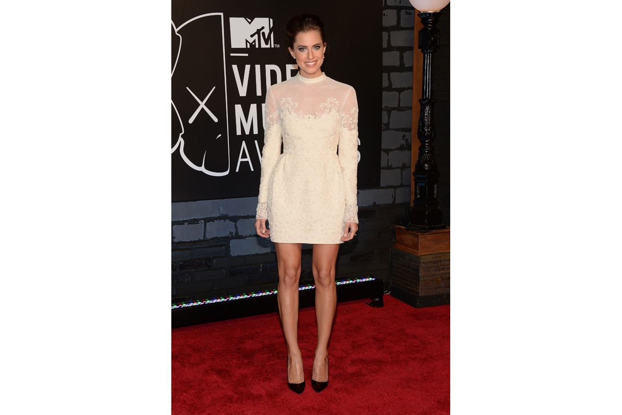 Allison Williams Valentino