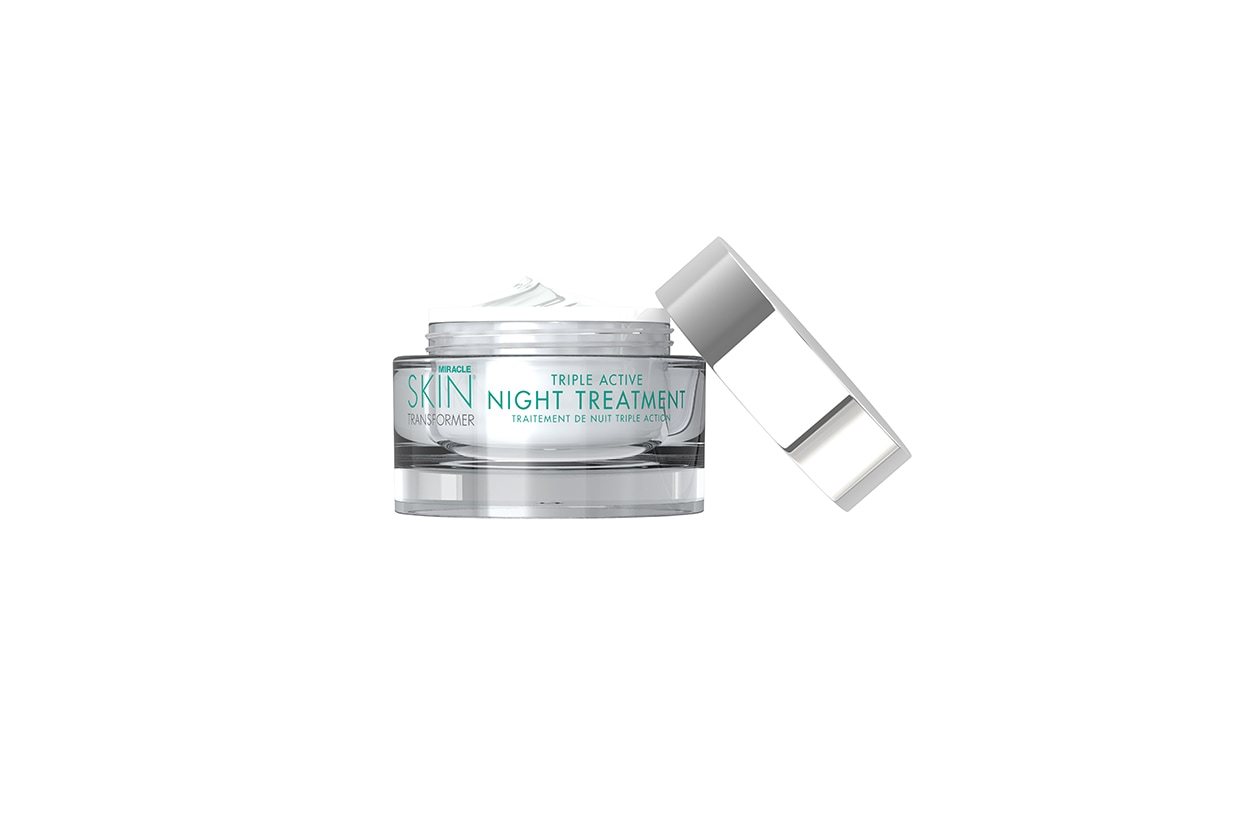 BEAUTY Idratazione anti stress miracle skin transformer night treatment