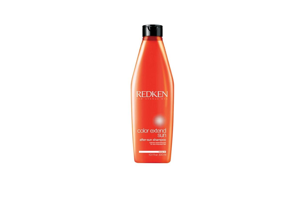 Beauty Capelli sole pre e post redken color extend sun after sun shampoo