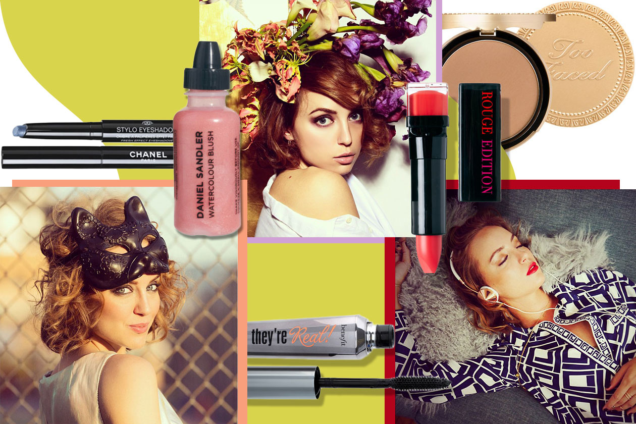 Beauty Kelly Framel Cover collage