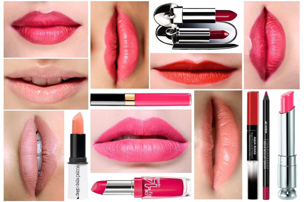 COVER summer lips